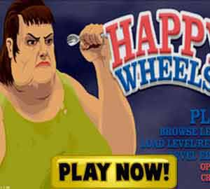 play game happy wheels